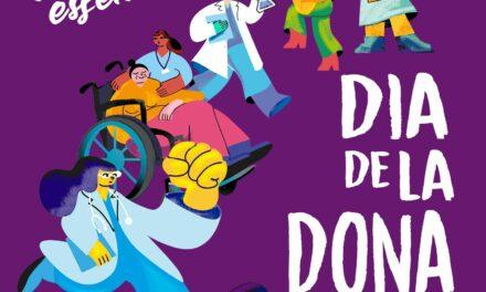 8M DIA DE LA DONA 2021
